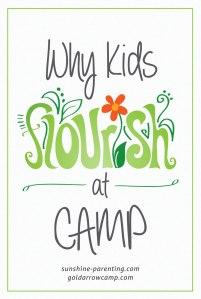 Why Kids Flourish at Camp