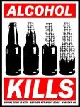 alcohol kills graphic
