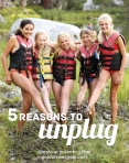 5 reasons to unplug