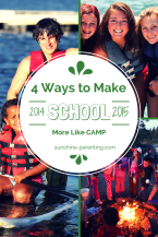 4 Ways to Make School More Like Camp