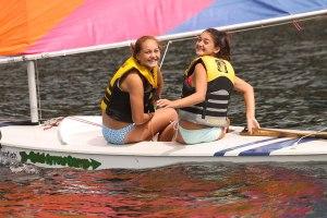 Sailing Campers