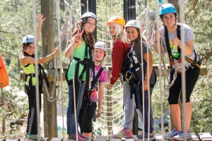 Ropes Course Fun