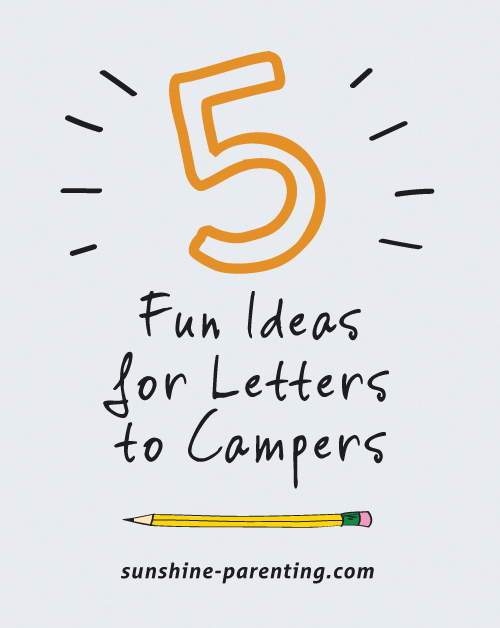 Fun Parenting Ideas 5 Fun Ideas For Letters to