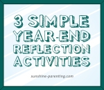 3 Simple Year-End Reflection Activities